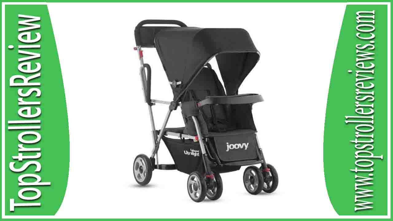 Joovy Caboose Ultralight Review