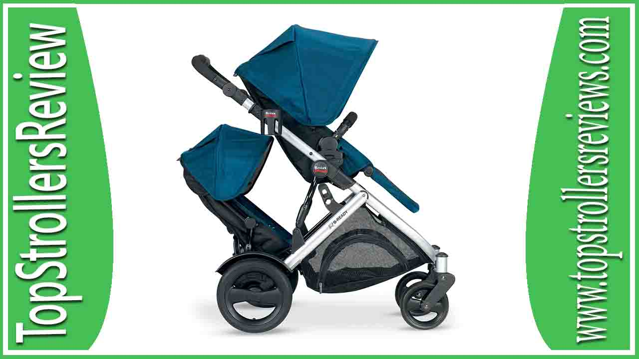 Britax B-Ready Stroller Second Seat Review