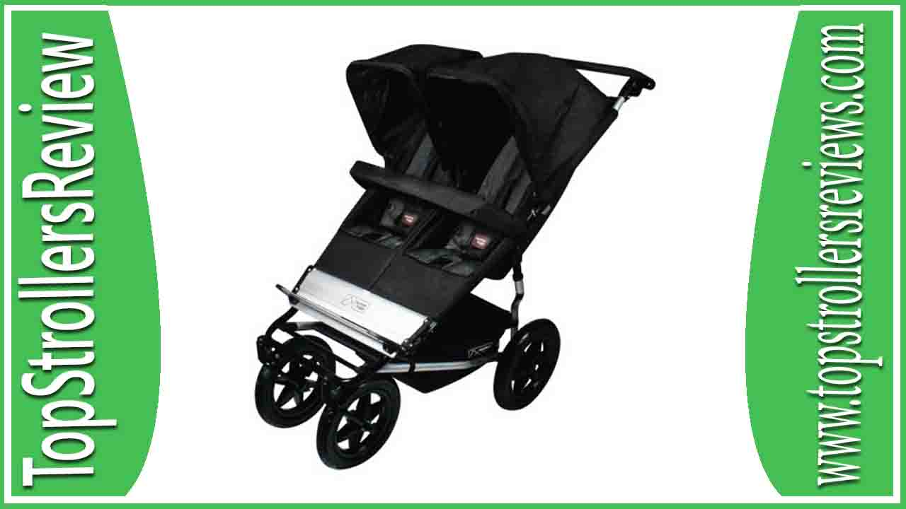 Mountain Buggy Duet Double Buggy Review