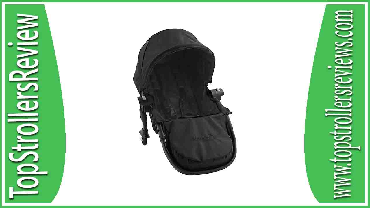 Baby Jogger City Select Second Seat Kit Review