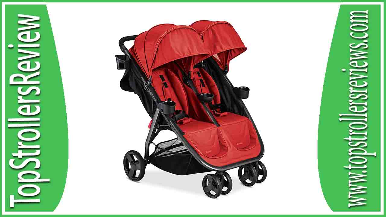 Combi Fold N Go Double Stroller Review