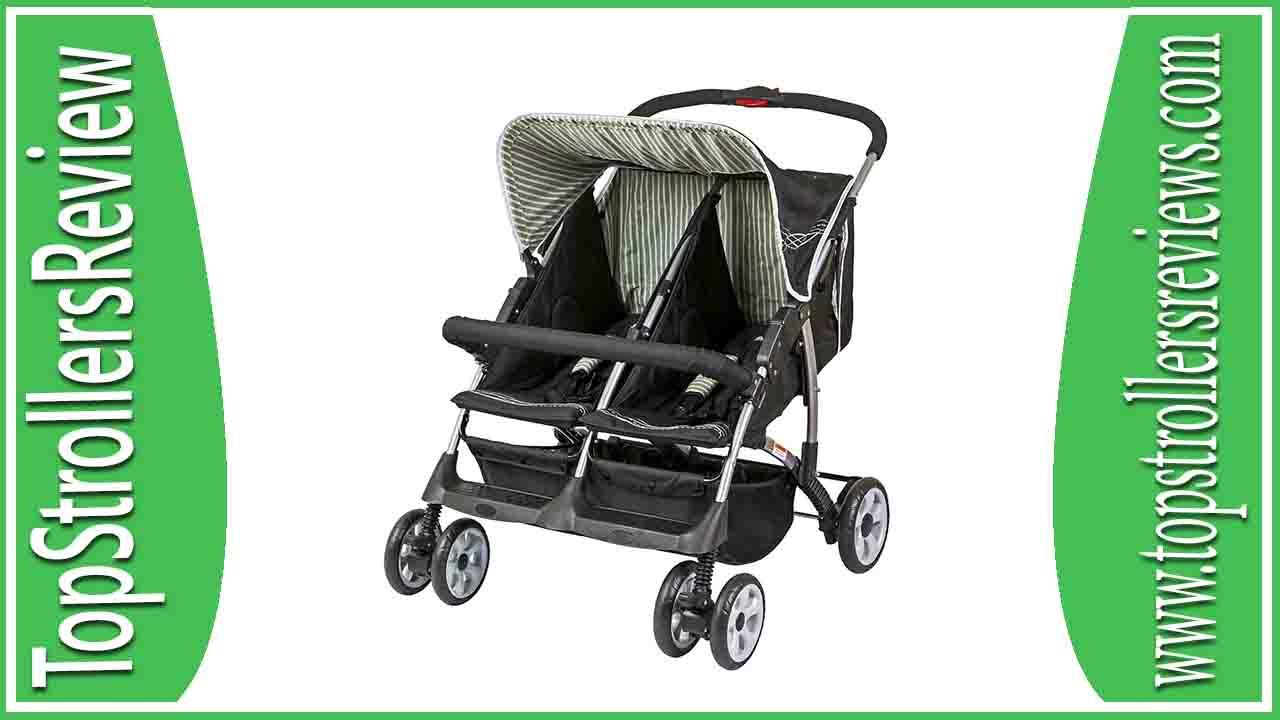 Dream On Me Duplex Stroller Review