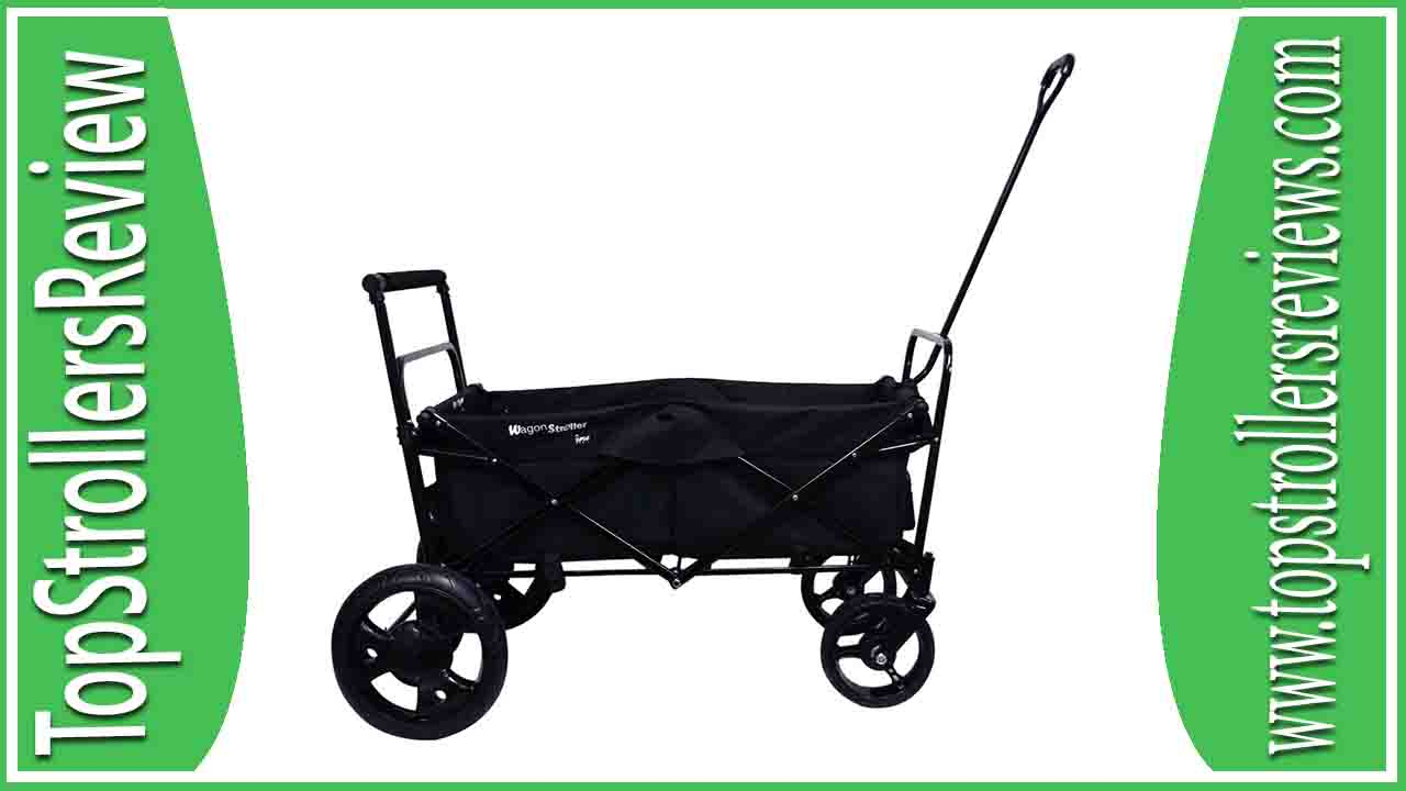 Go-Go Babyz Folding Wagon Stroller Cart Review
