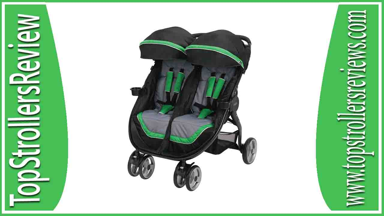 Graco Fastaction Fold Duo LX Click Connect Review