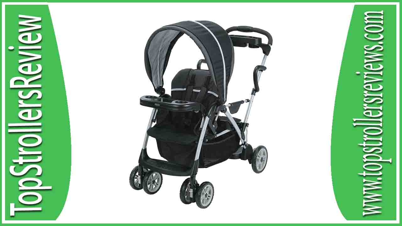 Graco Roomfor2 Click Connect Stand & Ride Stroller Review