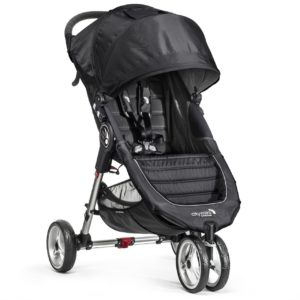 Baby Jogger City Mini Stroller In Black